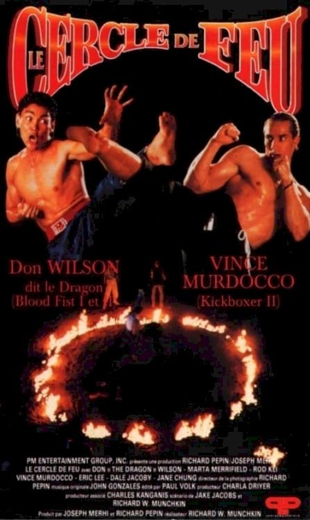Ring of Fire - Movie Poster