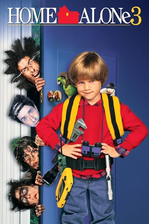 Home Alone 3 - Movie Poster