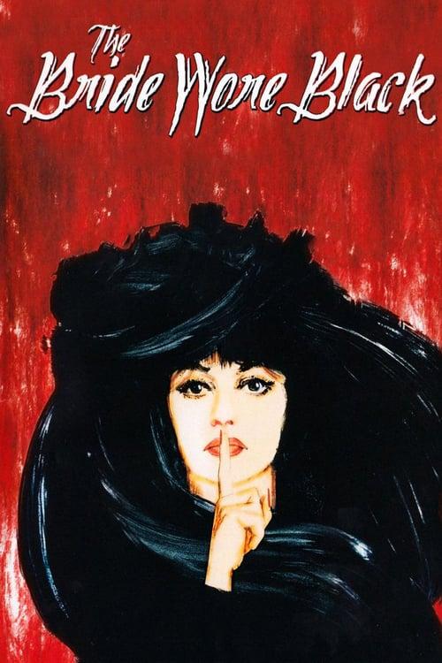 The Bride Wore Black - Movie Poster