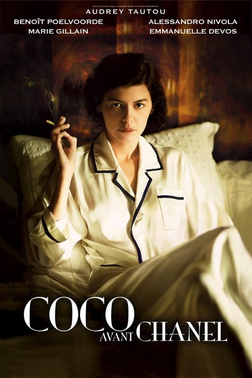 Coco Before Chanel - Movie Poster