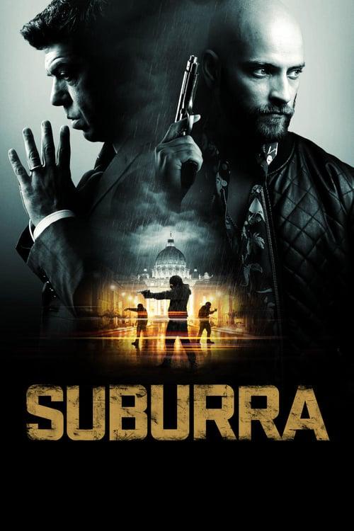 Suburra - Movie Poster