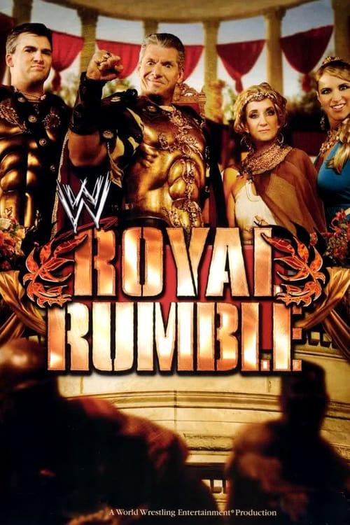 WWE Royal Rumble 2006 - Movie Poster