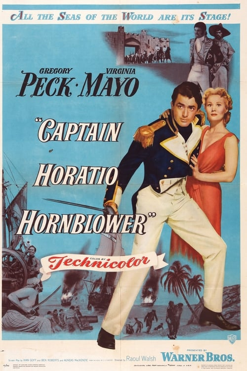 Captain Horatio Hornblower R.N. - Movie Poster