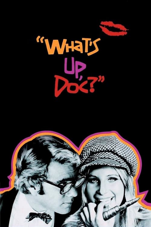 What's Up, Doc? - Movie Poster
