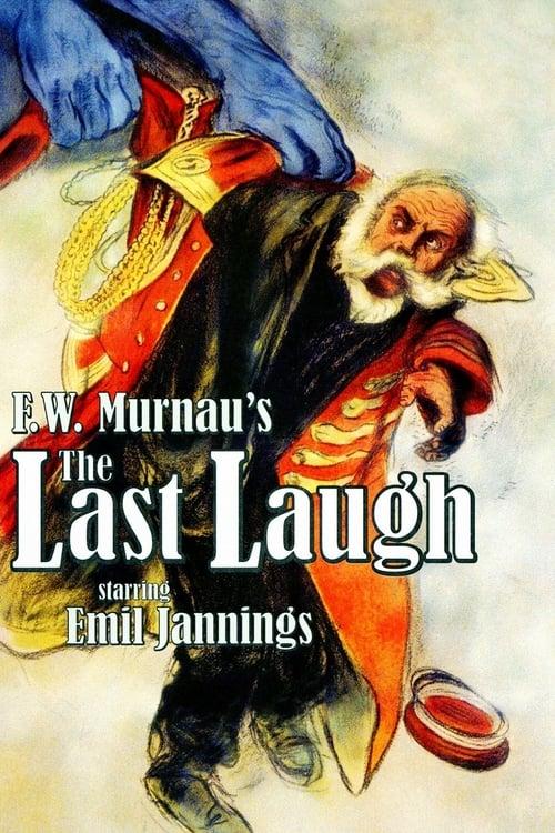 The Last Laugh - Movie Poster