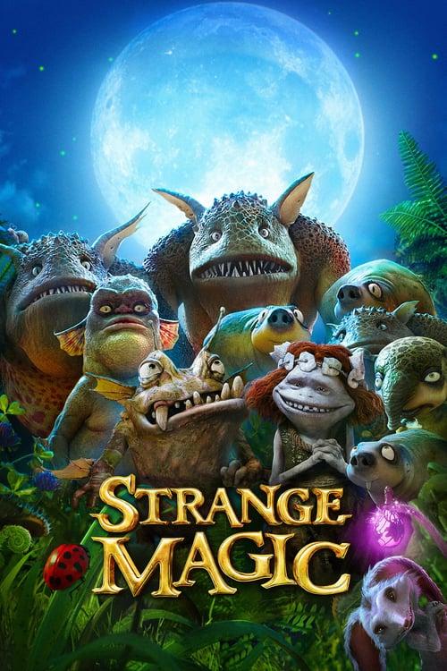 Strange Magic - Movie Poster