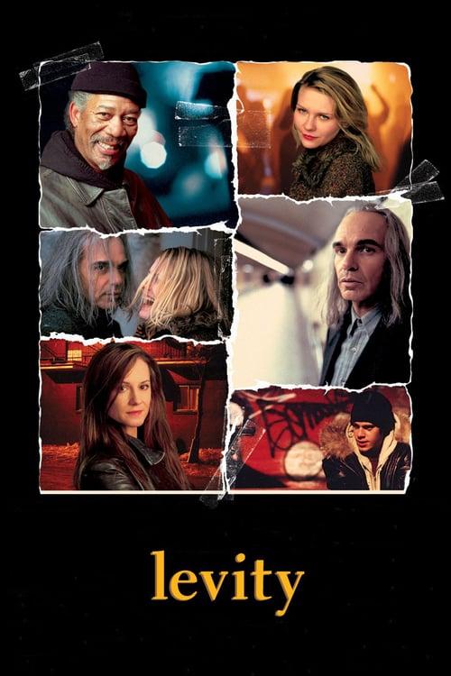 Levity - Movie Poster