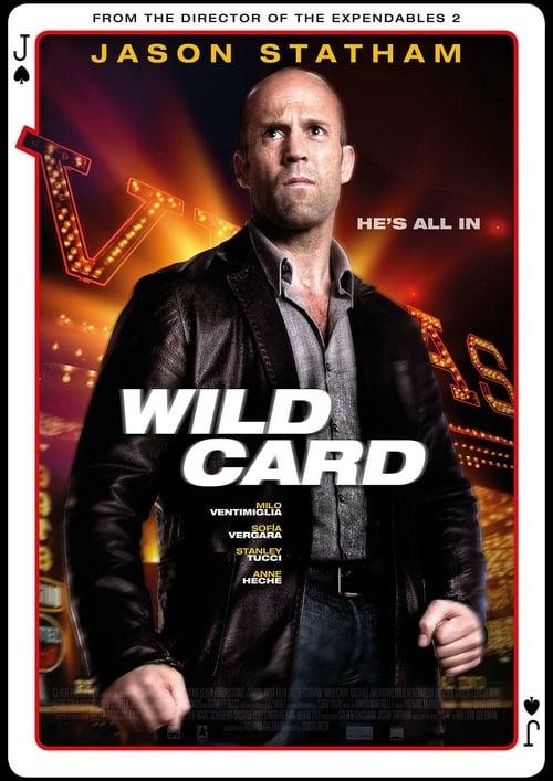 Wild Card - Movie Poster