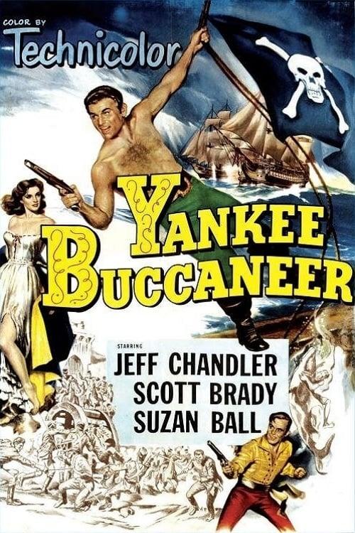 Yankee Buccaneer - Movie Poster