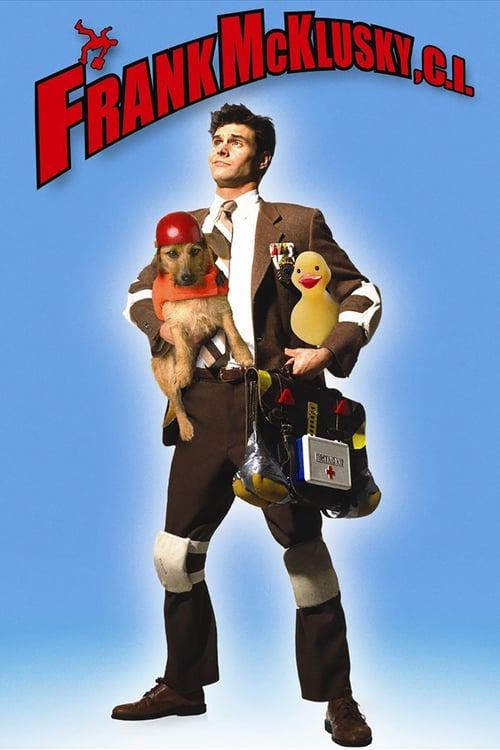 Frank McKlusky, C.I. - Movie Poster