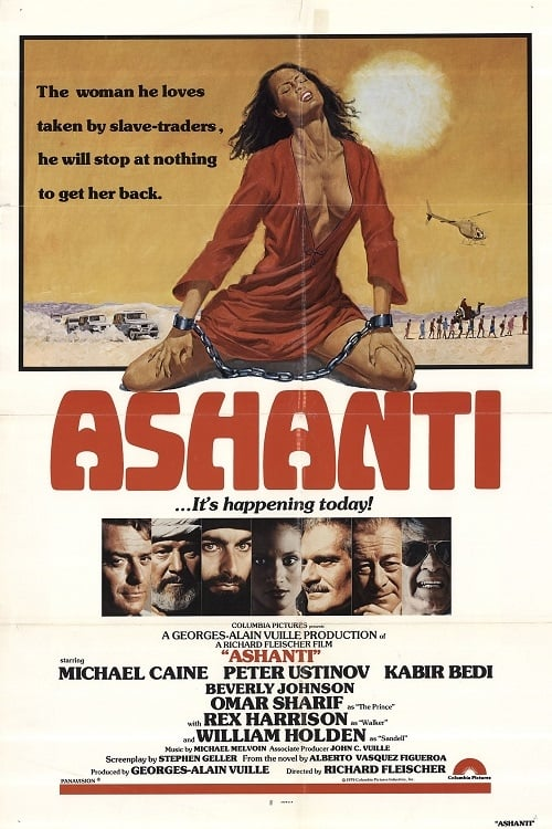 Ashanti - Movie Poster
