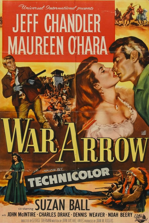 War Arrow - Movie Poster