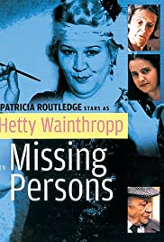 Missing Persons - Movie Poster