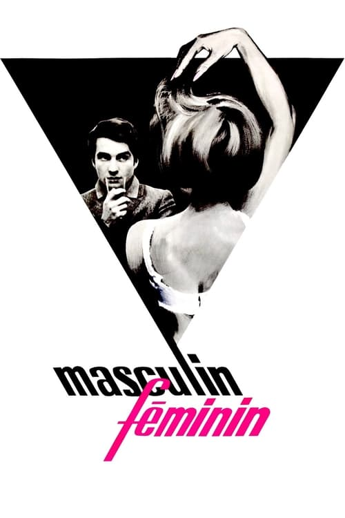 Masculin Féminin - Movie Poster