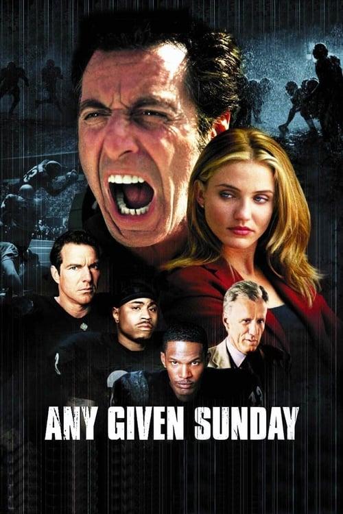 Any Given Sunday - Movie Poster