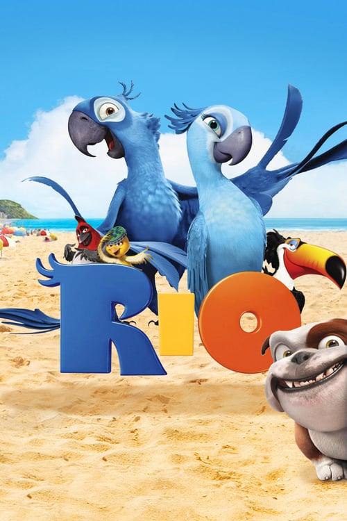 Rio - Movie Poster