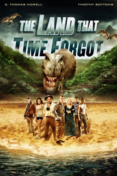 The Land That Time Forgot - Movie Poster