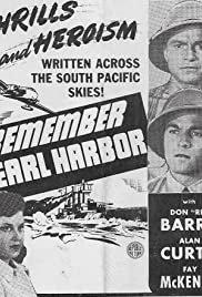 Remember Pearl Harbor - Movie Poster