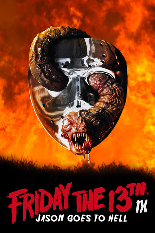 Jason Goes to Hell: The Final Friday - Movie Poster