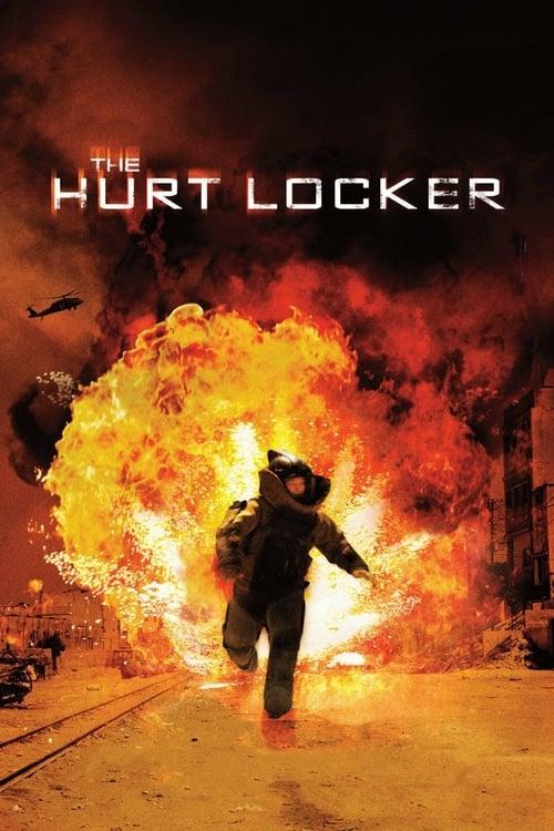The Hurt Locker - Movie Poster