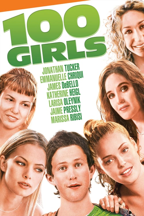 100 Girls - Movie Poster