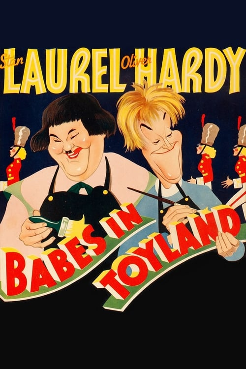 Babes in Toyland - Movie Poster