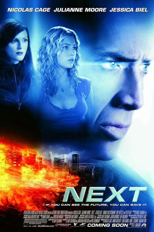 Next - Movie Poster
