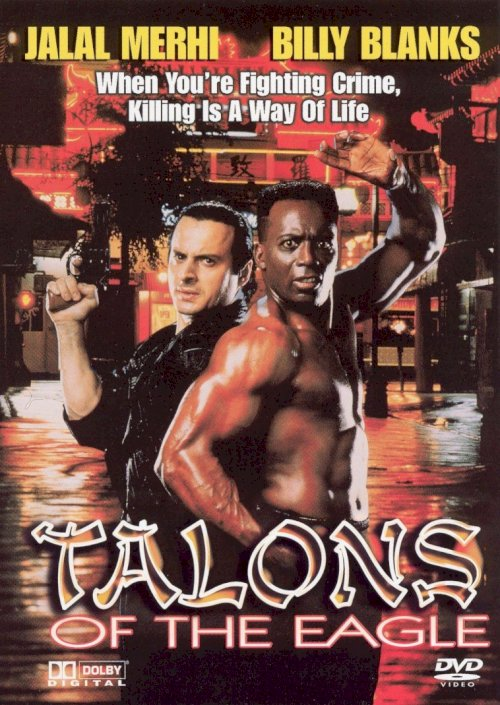 Talons of the Eagle - Movie Poster