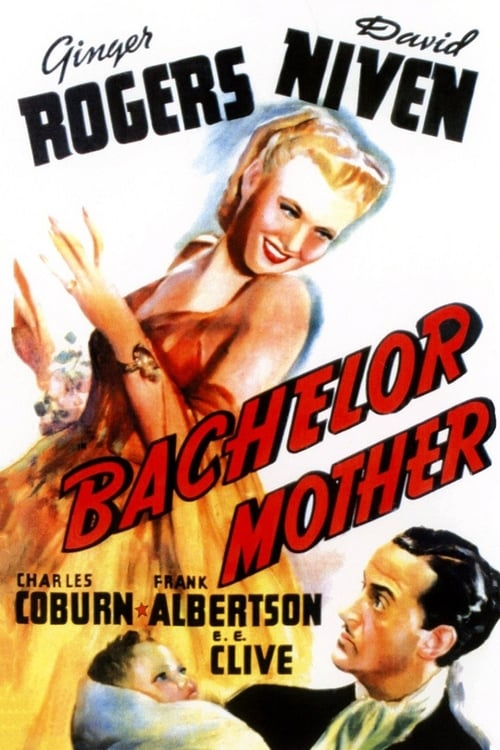 Bachelor Mother - Movie Poster
