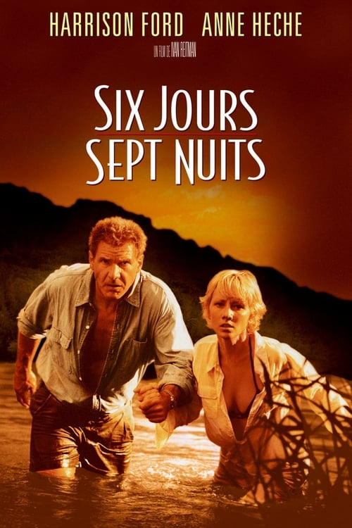 Six Days Seven Nights - Movie Poster