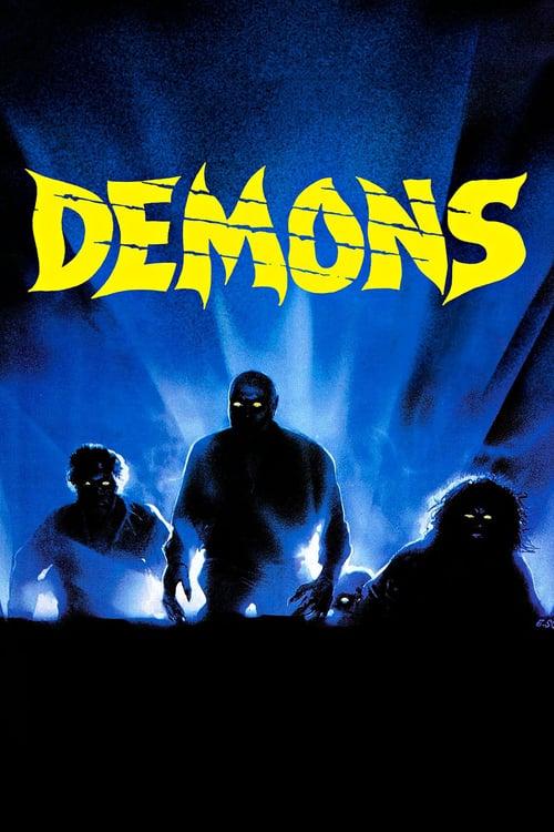 Demons - Movie Poster