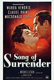 Song of Surrender - Movie Poster