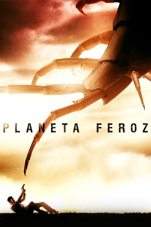 Ferocious Planet - Movie Poster