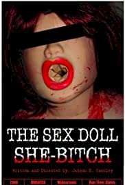 The Sex Doll She-Bitch - Movie Poster