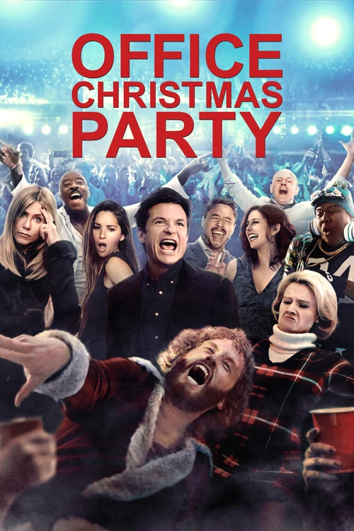 Office Christmas Party - Movie Poster