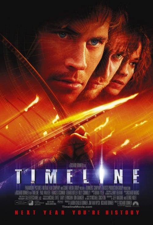 Timeline - Movie Poster