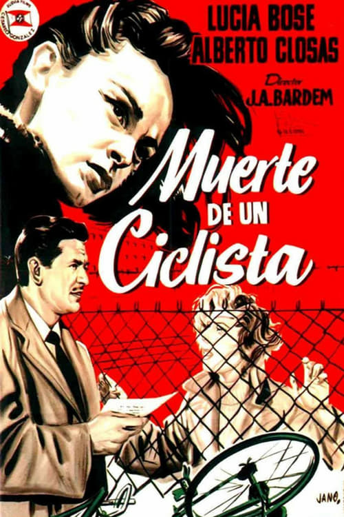 Death of a Cyclist - Movie Poster