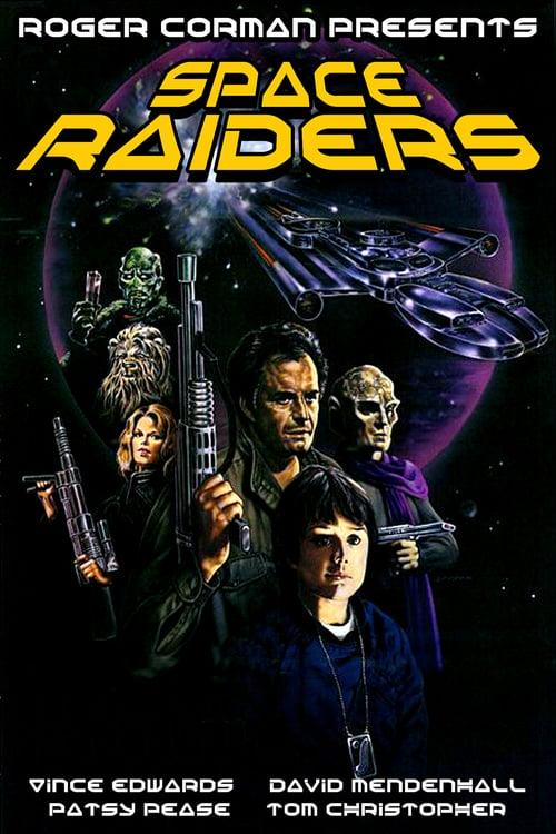 Space Raiders - Movie Poster