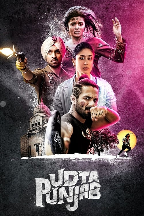 Udta Punjab - Movie Poster