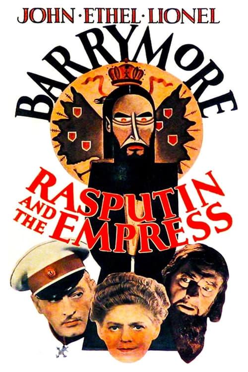 Rasputin and the Empress - Movie Poster