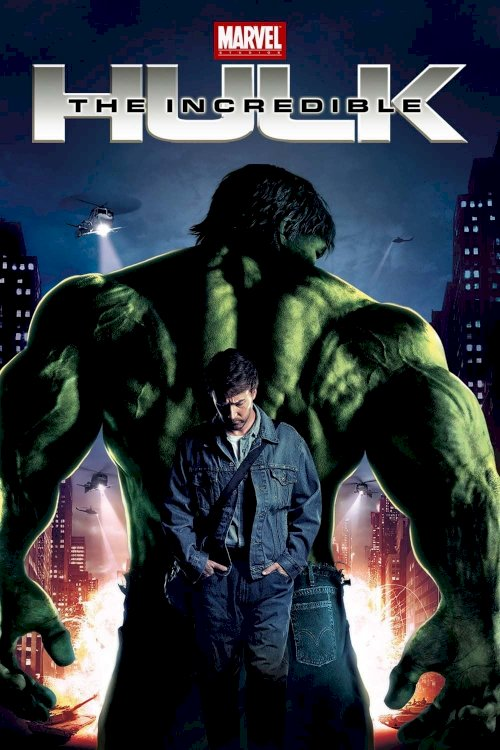 The Incredible Hulk - Movie Poster