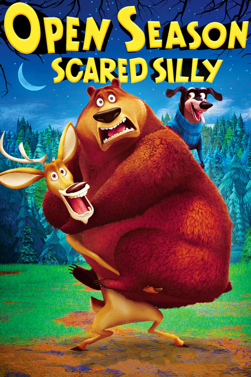Open Season: Scared Silly - Movie Poster