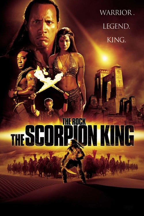 The Scorpion King - Movie Poster