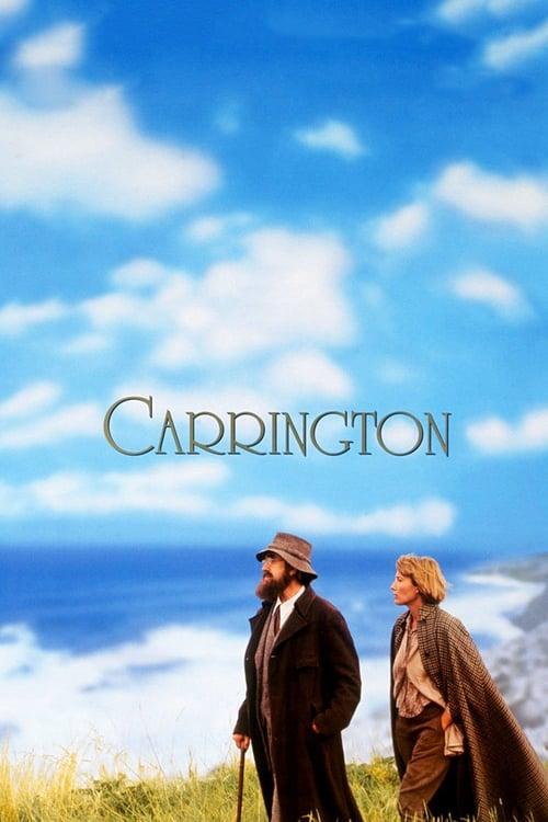Carrington - Movie Poster