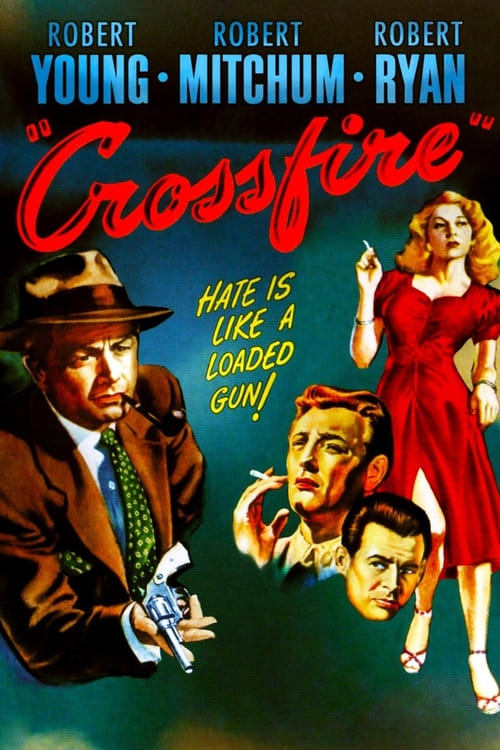 Crossfire - Movie Poster