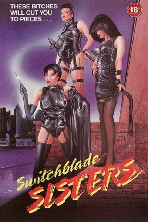 Switchblade Sisters - Movie Poster