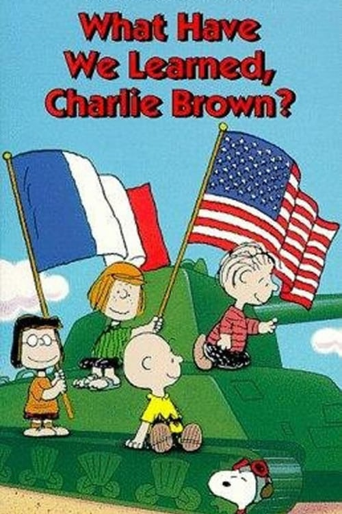 What Have We Learned, Charlie Brown? - Movie Poster