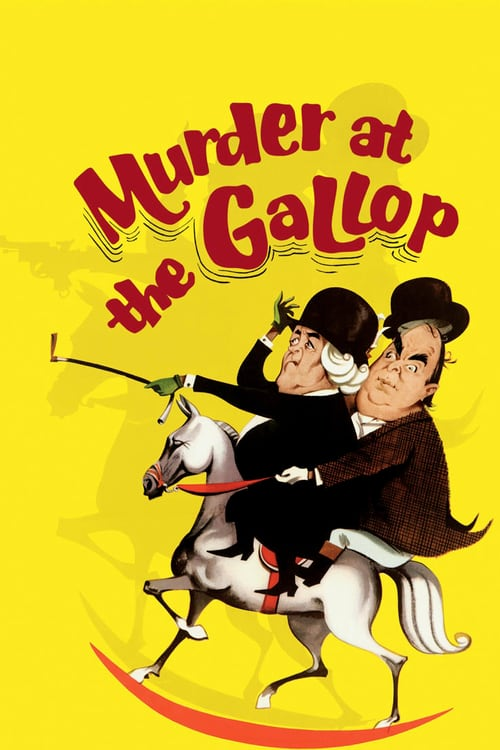 Murder at the Gallop - Movie Poster