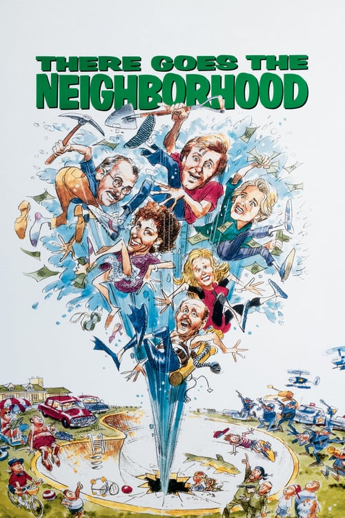 There Goes the Neighborhood - Movie Poster