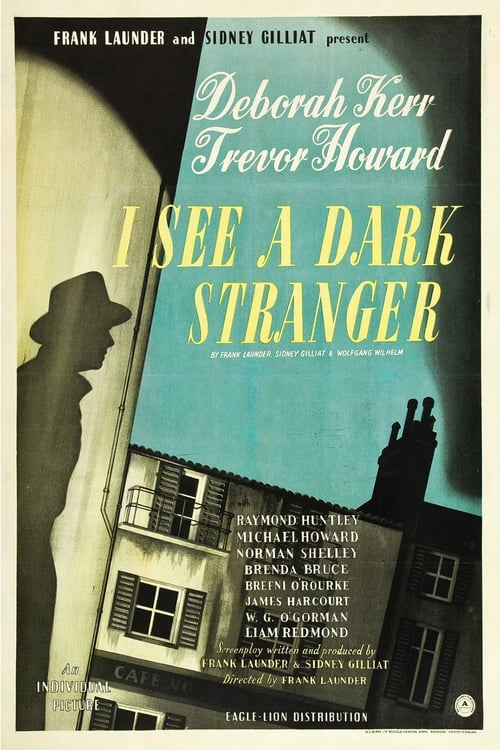 I See a Dark Stranger - Movie Poster